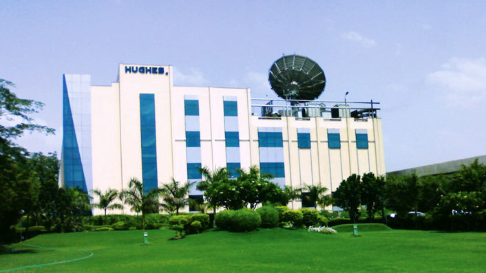 hughes_india_building